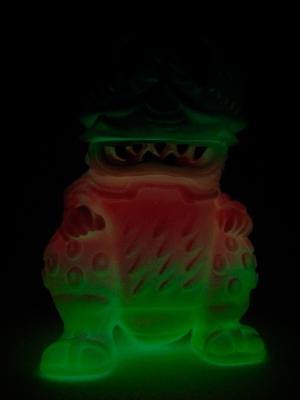 One up. 怪獣ソフビ ガジョラ Tropical の画像