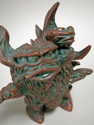 破怪獣 ガボギラスEX - FAKE copper-の画像