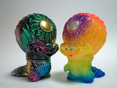 宇宙魚人ギョグラOne up.トロピカル&レアの画像