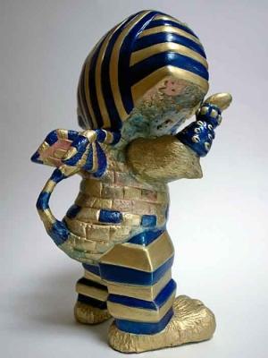 エジプトの翼猫(エジプニャン)の画像
