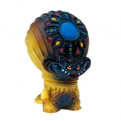 怪獣ギョグラ マウント工房彩色2期の画像