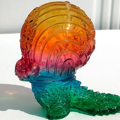 宇宙魚人ギョグラーマークナガタ彩色版の画像