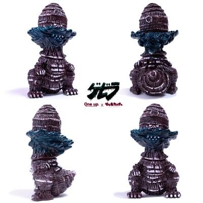 gumtaro怪獣ソフビ ゲビランダーの画像