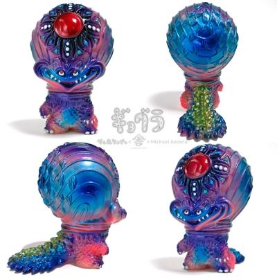 宇宙魚人ギョグラー山吉屋MichaelDevera彩色版の画像