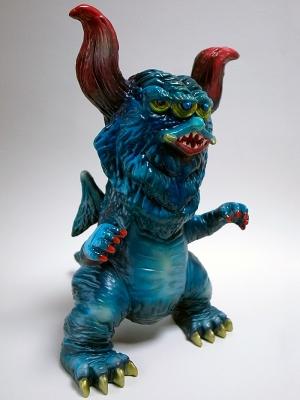 gumtaro石粉粘土怪獣テイルホーンズの画像
