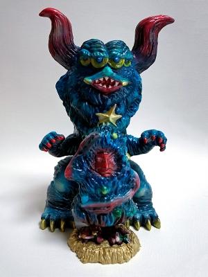 gumtaro石粉粘土怪獣テイルホーンズとツリーおじさんの画像