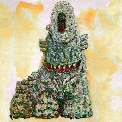 竹輪怪獣 イソベモンスの画像