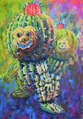 gumtaro怪獣ニホンサボの画像