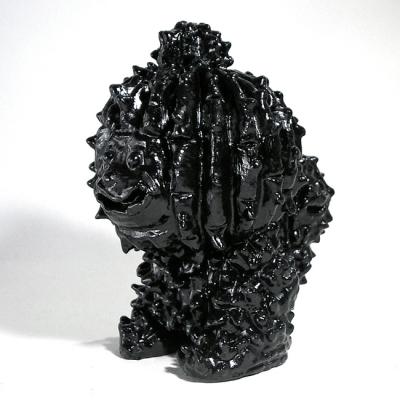 gumtaro立体怪獣ニホンサボの原型画像