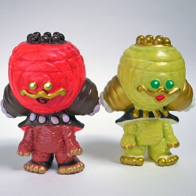 gumtaro立体怪獣ミルククラウン人の画像