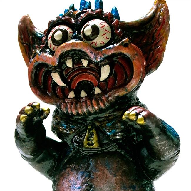 審判怪獣 ジャッジラ (Judgera)のアップ画像