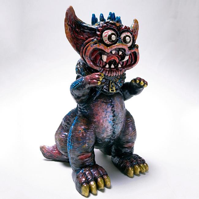 審判怪獣 ジャッジラ (Judgera)の全身画像