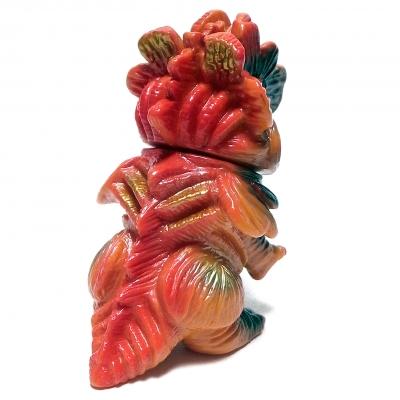 ゴビラ第3期彩色版正面の画像