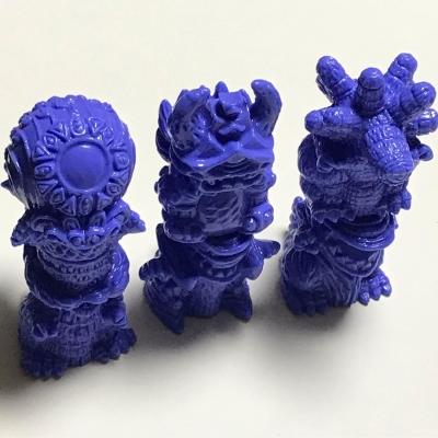 gumtaro怪獣指人形