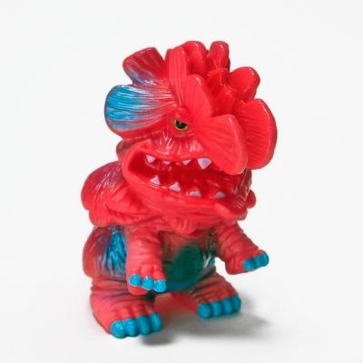 多肉怪獣ゴビラ 赤の画像