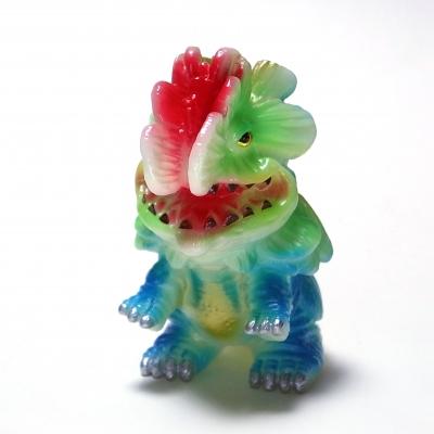 多肉怪獣ゴビラ蓄光の画像