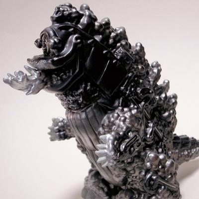 蒸気怪獣 ロコラ (Locora)石粉粘土の画像