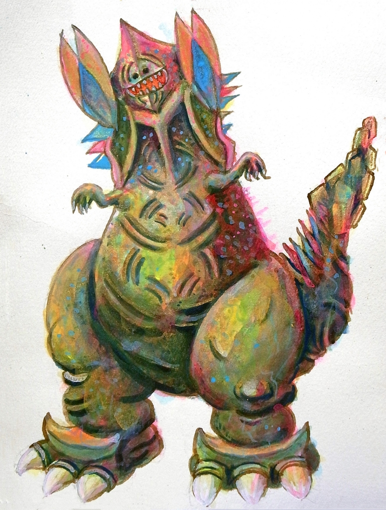 gumtaro怪獣002の画像