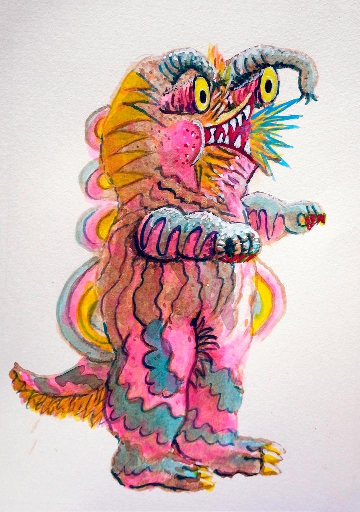 gumtaro怪獣004の画像