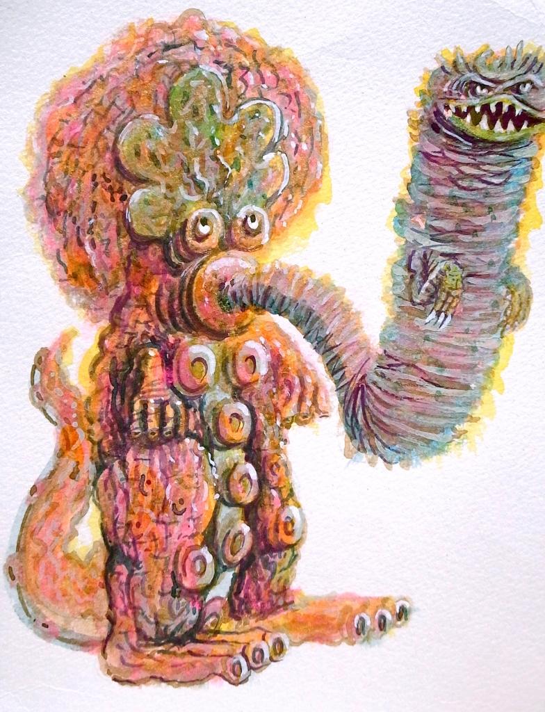 gumtaro怪獣005の画像