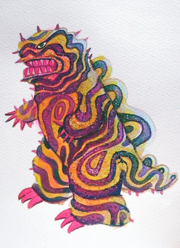 gumtaro怪獣011の画像