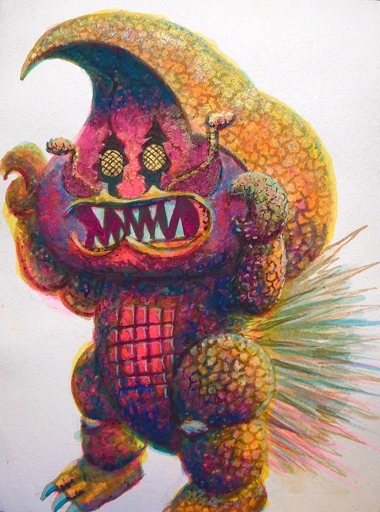 gumtaro怪獣012の画像