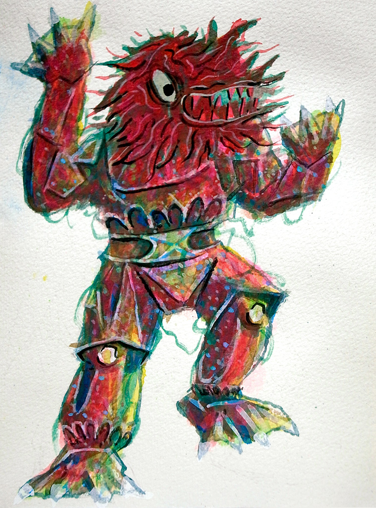 gumtaro怪獣013の画像
