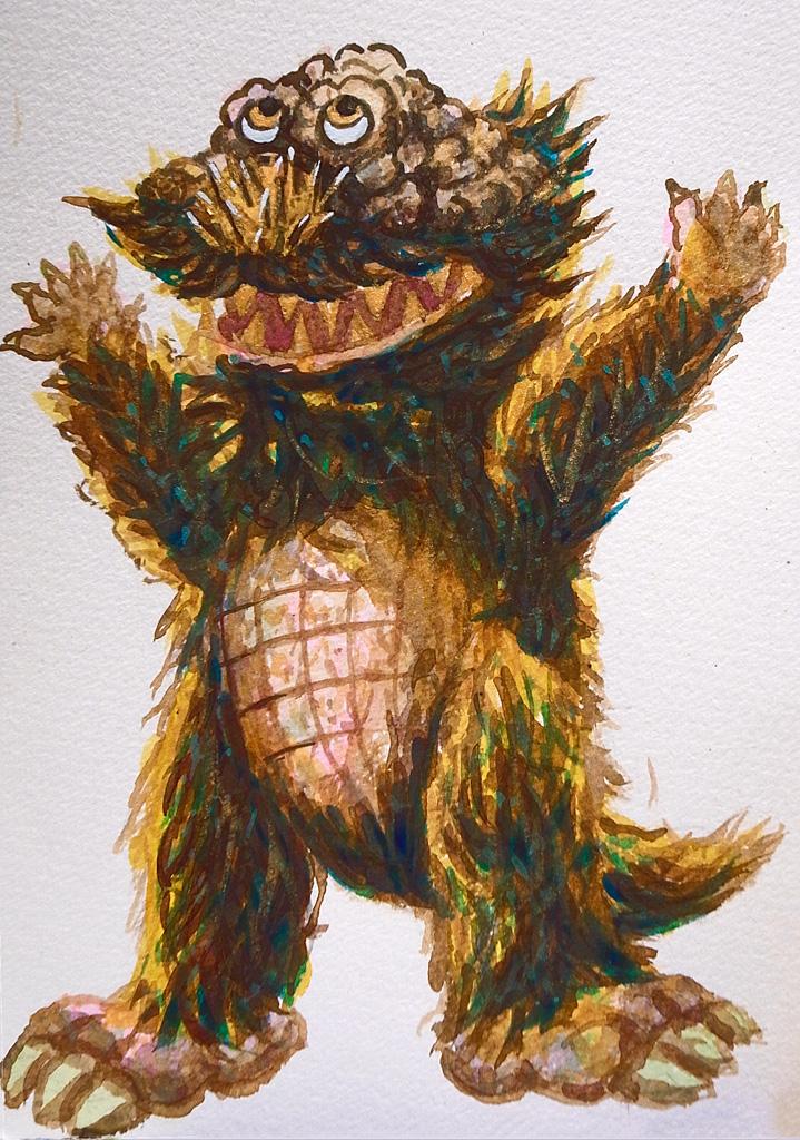 gumtaro怪獣017の画像