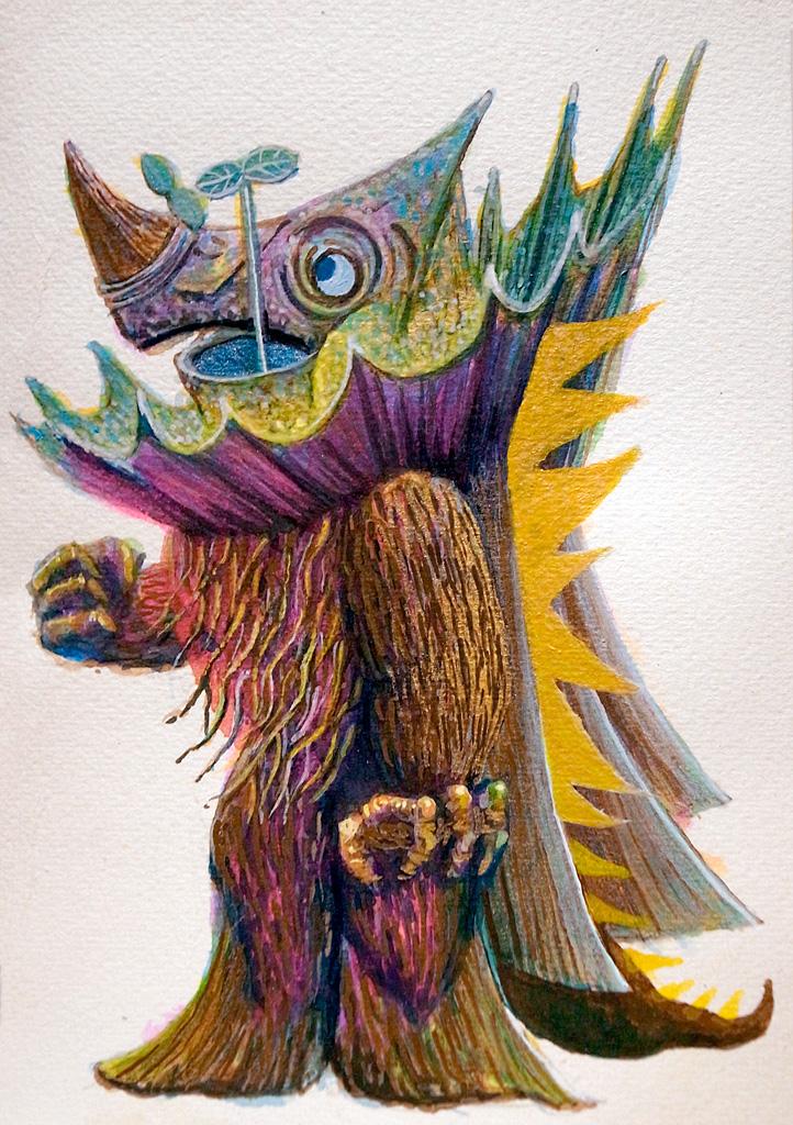gumtaro怪獣020の画像