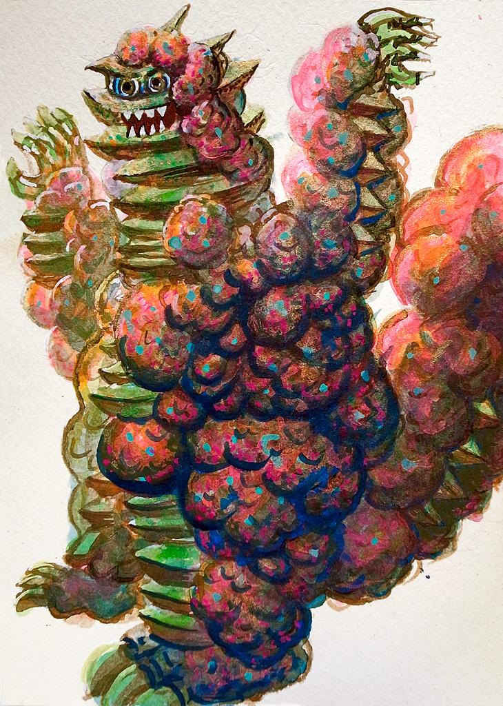 gumtaro怪獣024画像