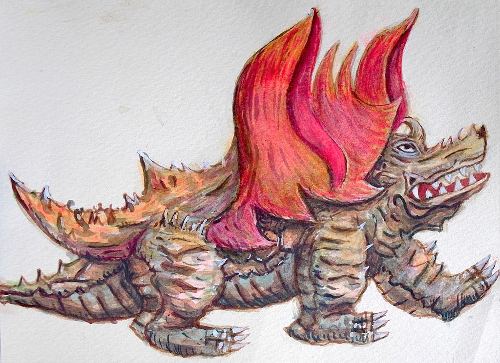 gumtaro怪獣028画像