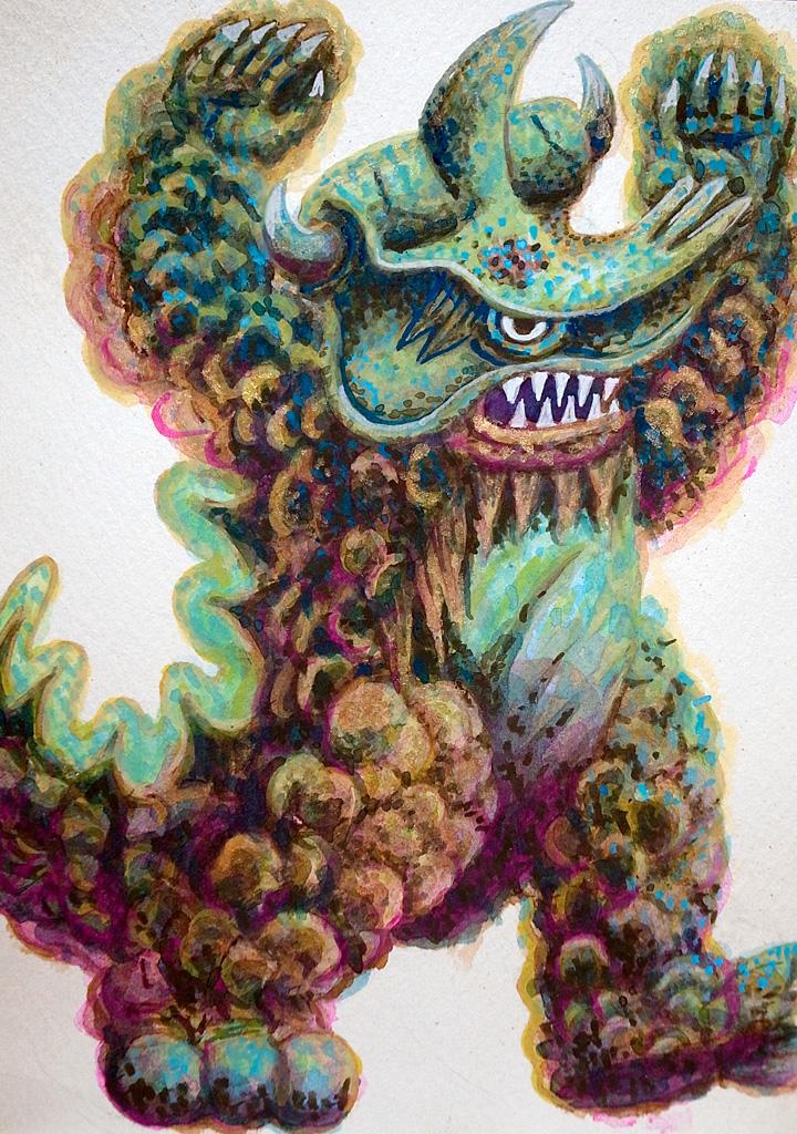 gumtaro怪獣033画像