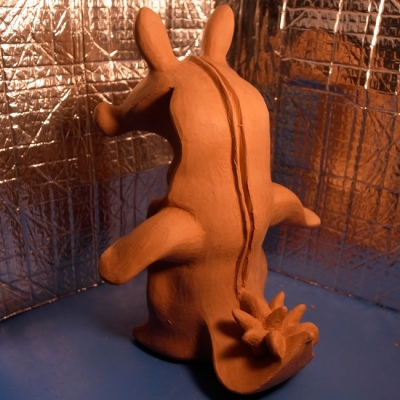 ウミウシキング原型裏の画像