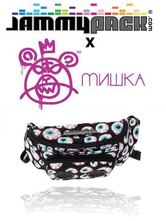 MISHKA × JammyPack