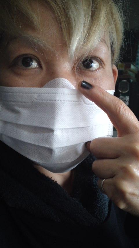 マスク 鼻 あて