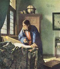 The Geographer 地理学者 1669年