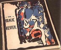 「青騎士年鑑」1911年 画像引用:NHK世界美術館紀行〈9〉 p107