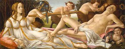Venere e Marte 1483年