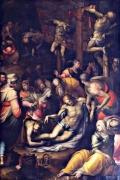 Giovanni Battista Naldini 「Deposizione」
