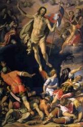 Santi di Tito -Resurrezione