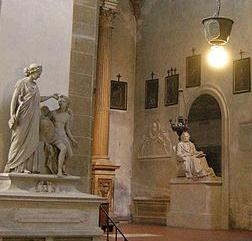 Cappella machiavelli-salviati Vannucci di Enrico Pazzi (1891)
