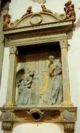 Donatellos Annunciation