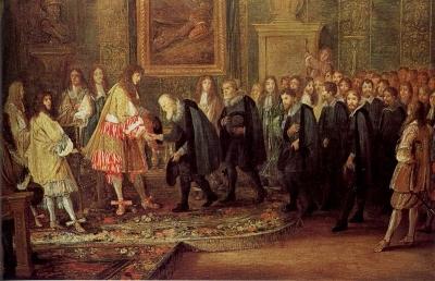 Louis ambassador 1663