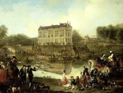 Louis XVI, the Royal Hunt