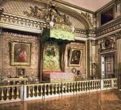 Louis XIV bedroom, Versailles