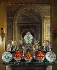 Sideboard in the Dining Room the Salles Des Buffets at Vaux-Le Vicomte After 1641