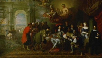 The Peace Treaty of Nijmegen 1678 King Louis XIV