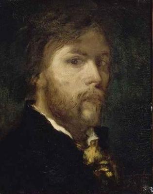 autoportrait-moreau-gustave
