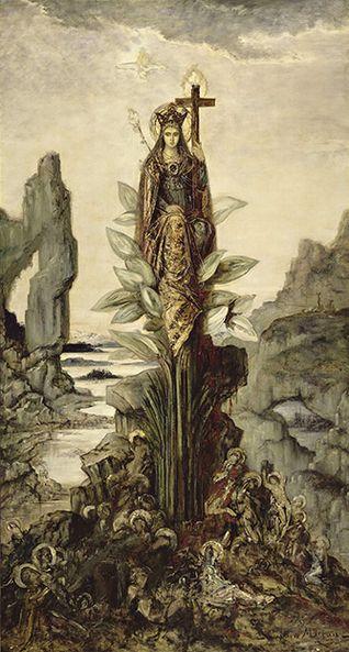 Fleur mystique