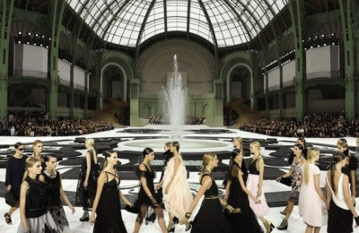 Grand Palais Paris ? Chanel